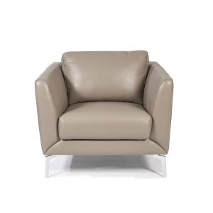 Adobe Leather Chair