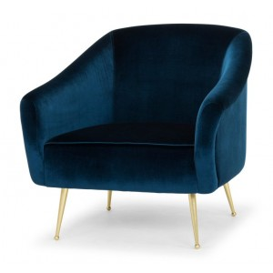 Lucie Occasional  Fabric Chair