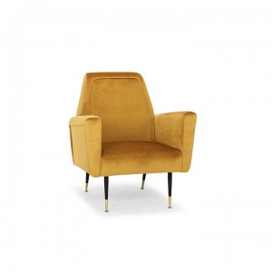 Victor Occasional  Fabric Chair