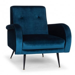 Hugo Occasional  Fabric Chair
