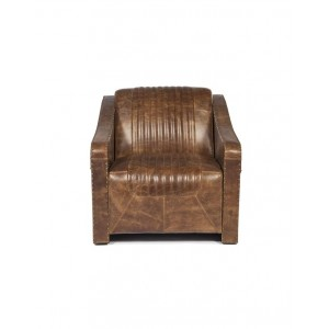 Bomber Accent Chair