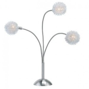 Pom Pom Table Lamp