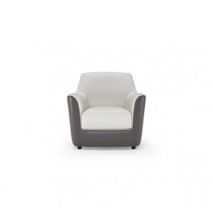 Two tone Swivel Chair