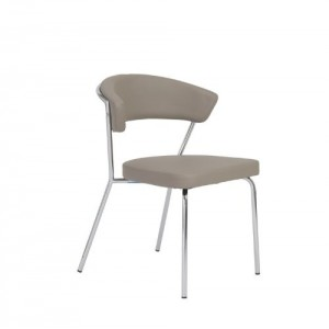 Curved Dining Chair