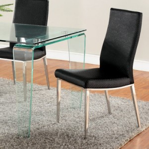 Textured Dining Table