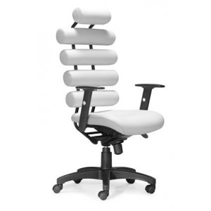 Round Pillow Office Chair