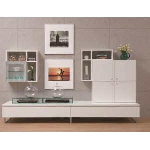 Cabinet with Storage (Right Unit)