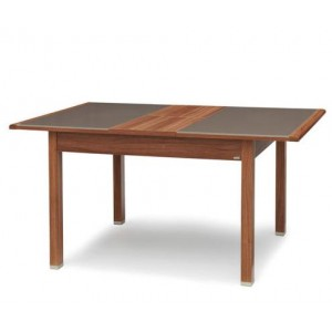 Extendable Middle Leaf Dining Table