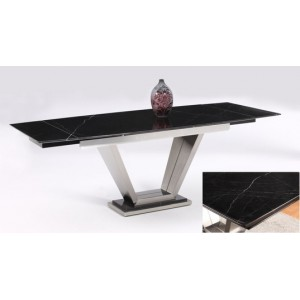 Marble Extendable Dining Table