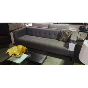 Dark Gray Sofa